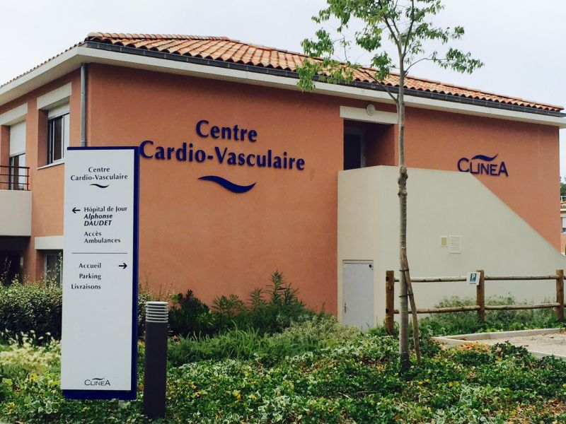taxi Centre cardio vasculaire eyguiere