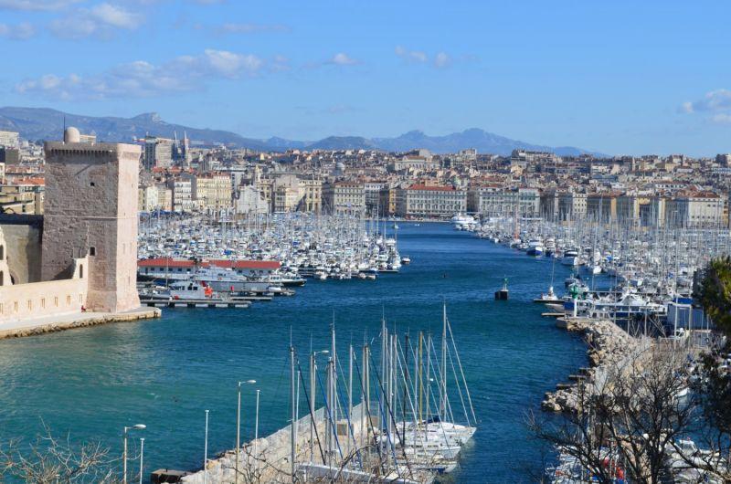 Visite touristique en taxi de notre dame de la garde - Taxi from marseille airport to vieux port ...