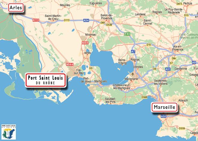 Taxi Port Saint Louis Vers L Aeroport De Marseille Reservation