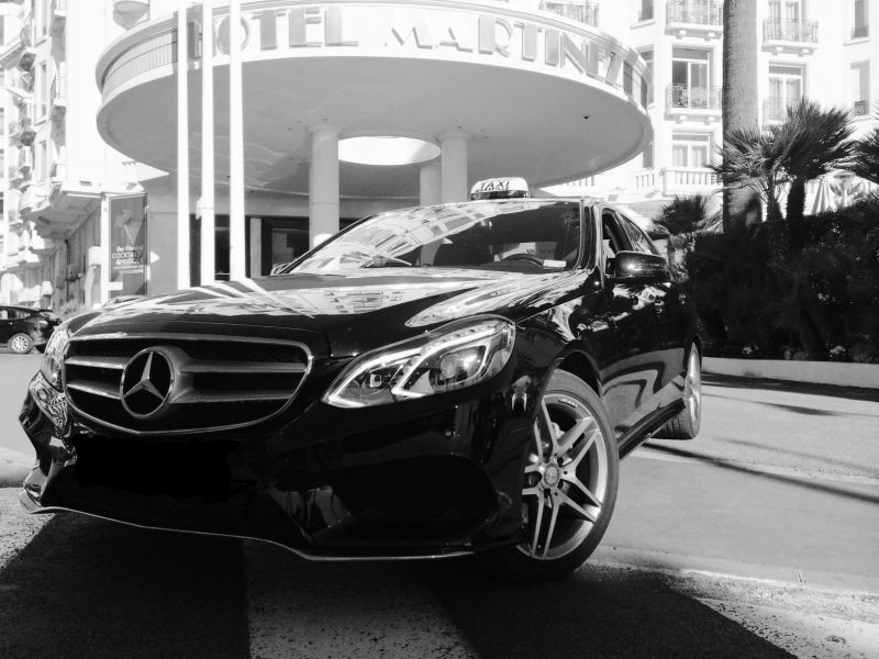 Taxi vtc a roport de marseille vers nice r server son for Taxi salon de provence