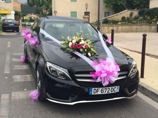 location de vehicules pour un mariage avec chauffeur r server son taxi provence transports. Black Bedroom Furniture Sets. Home Design Ideas